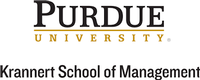 Purdue University Krannert School of Management Logo